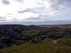 Badlands of ND