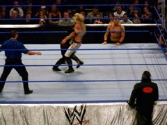 Smackdown opening match